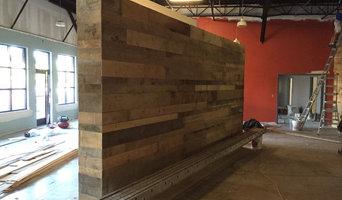Reclaimed wood  Wall Skins