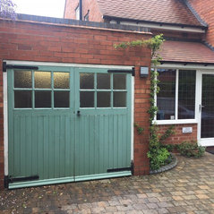 Ryterna Traditional Garage Doors Before and After