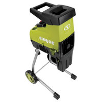 Cutting Diameter Electric Silent Wood Chipper and Shredder