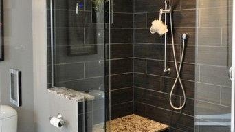 Carpet Central Bathroom Remodel