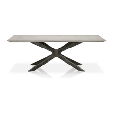 Star International District Industry Rectangle Dining Table