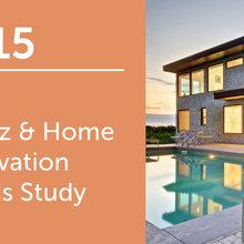2015 U.S. Houzz & Home Study: Annual Renovation Trends
