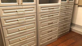Closets & In-Home Storage