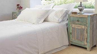 SARIA Colección en 300 hilos de 100% algodón egipcio percal