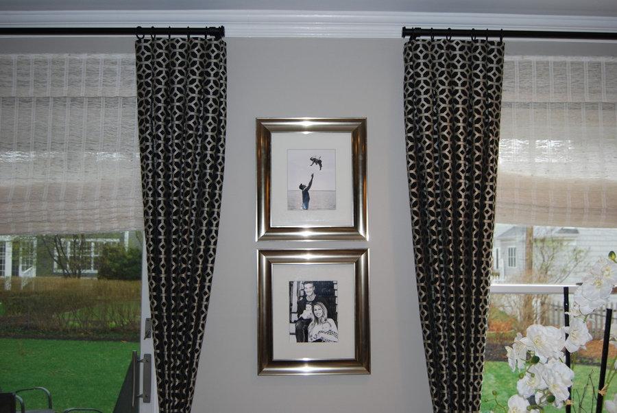 S. Glenhurst Livingroom Drapery