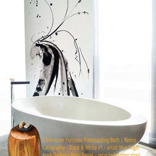 Art Finishes for Wet Areas - Bathrooms, Spas or Kitchens