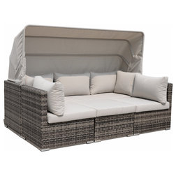 Contemporary Outdoor Sofas by Courtyard Casual
