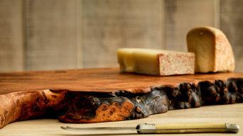 Wood for Food Kitchen Range