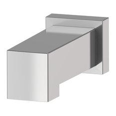 Duro Non-Diverter Tub Spout, Chrome