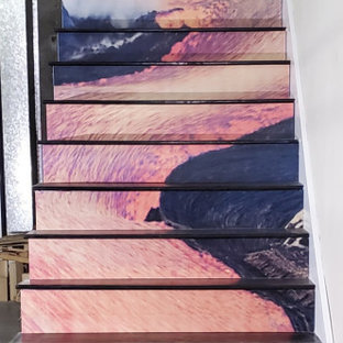 ENHANCING IMAGES ON STAIRS