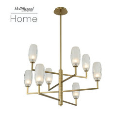Kalco 511571WB June 8 Light Chandelier