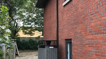 Lennox SL18XP1 Heat Pump Installation
