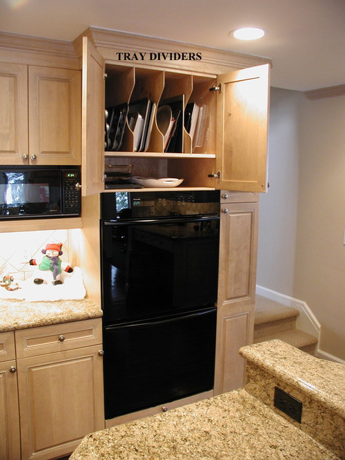Cabinet details & specialty cabinets