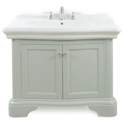 Traditional Bathroom Vanities And Sink Consoles by Icera USA