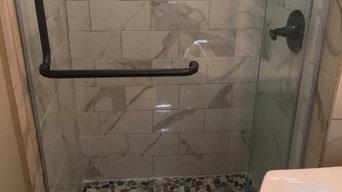 Kernersville Bathroom Remodel