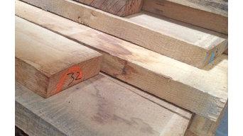 New French Oak Planks