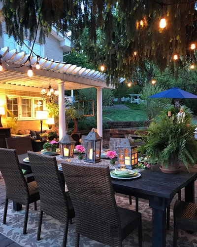 Escape Into 20 of Houzzers' Favorite Outdoor Rooms