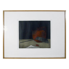 Tomoe Yokoi, Pan And Jar, Mezzotint