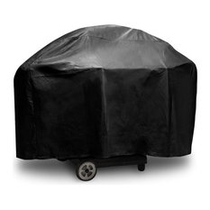 "PCI Covers Large Kamado Grill Cover, Black, 36"" Diameter 30"" Tall"