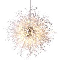 8-Light Nordic LED Dandelion Chandelier By Morsale