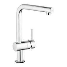 Grohe Minta Touch Pull-Out Kitchen Faucet with SilkMove Ceramic Cartridge