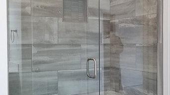 Custom Shower Glass Enclosures