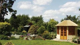 Garden Building photos taken in UK