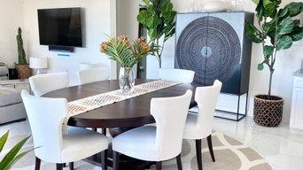 Plam Desert Dining Room