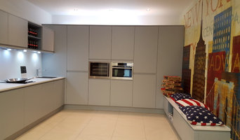 Symphony Showroom Kitchens