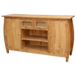 Transitional Buffets And Sideboards by Chic Teak