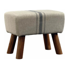 Sauder - New Grange Accent Stool - Footstools and Ottomans