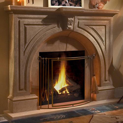 Fireplace Mantels Stone