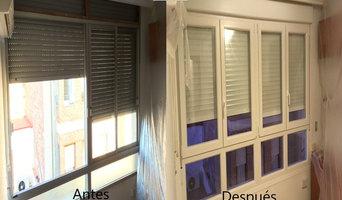 Cambio de ventanas sin obra