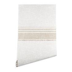 Deny Designs Holli Zollinger French Tassel Wallpaper, Tan, 2'x4'