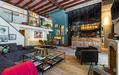 Suivez le Guide : Un style loft fait maison dans le centre de Cannes