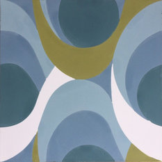"""8""""x8"""" Contemporary Cement Tile n20-436, Box"""