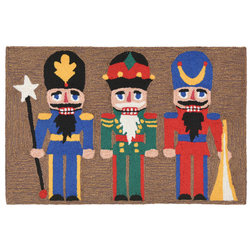 Contemporary Doormats by Liora Manne