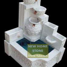 Small Marble Fountain for home