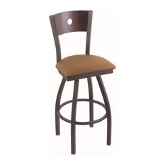 Holland Bar Stool Company  Stool 830 Voltaire 36  Pewter Bar Stools9