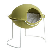 Pod Bed in Spring Bud Green