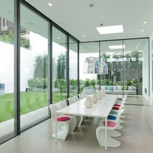 Bi-Fold and Sliding doors for Kitchen/Dining and Living rooms