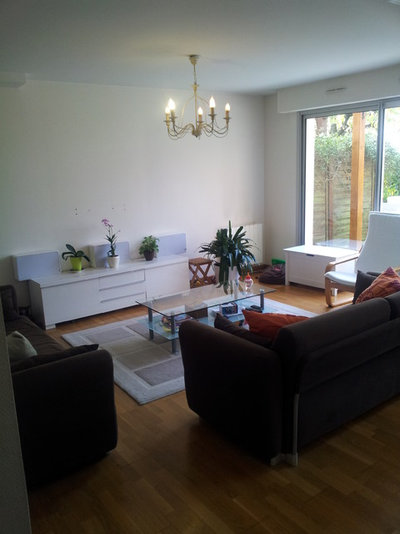 salon de la semaine un cin ma la maison. Black Bedroom Furniture Sets. Home Design Ideas