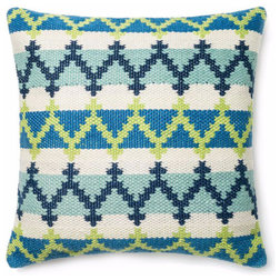 Tropical Outdoor Cushions And Pillows by Trovati Studio