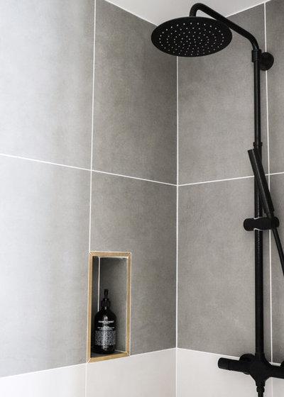 Contemporary  by Yanna Williams architecte d'intérieur