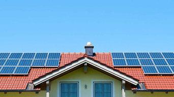 Residential Solar Panels Cleaning Service Scottsdale Arizona
