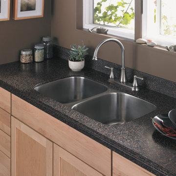 389 Marron Graniti Formica® Solid Surfacing