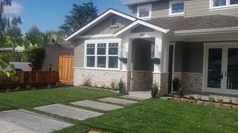 Siding Installation, Painting and Carpentry on House full remodel