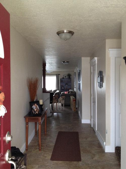 Lighting Placement In Hallway