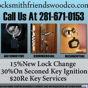Locksmith Friendswood CO's photo