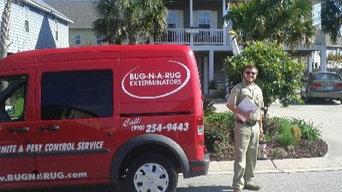 Bug-N-A-Rug Exterminators